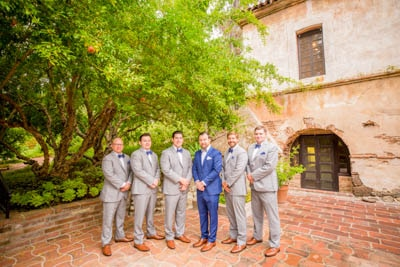 Pasadena Estate Wedding Photography 83