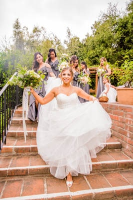 Pasadena Estate Wedding Photography 91