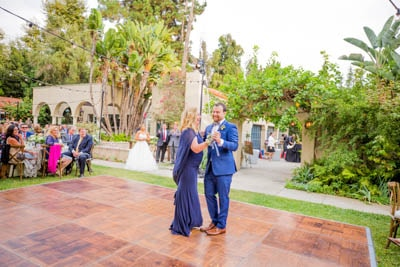 Pasadena Estate Wedding Photography 148