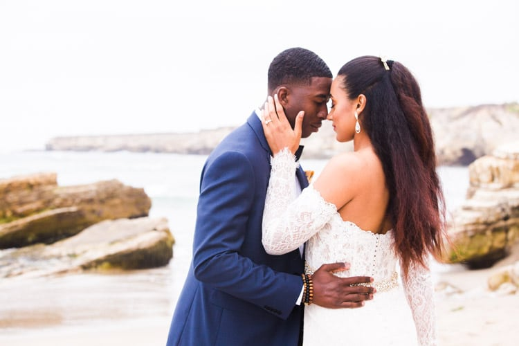 Dreamy Beach Bridals Photography 14