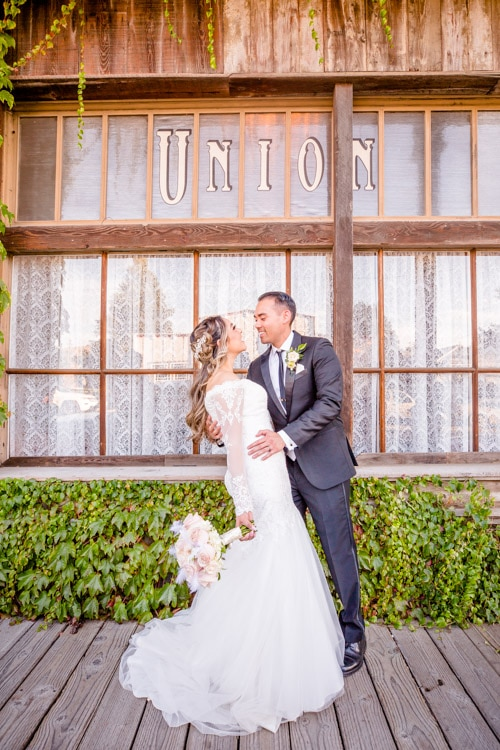 Historic Union Hotel Wedding 20