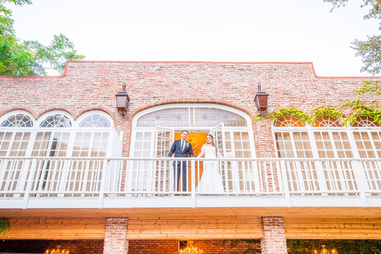Historic Union Hotel Wedding 7